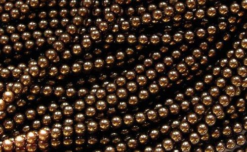 Voskové perle 4mm (ev.č.2692011) - 100ks