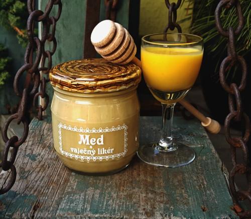 Med a vaječný likér:-)