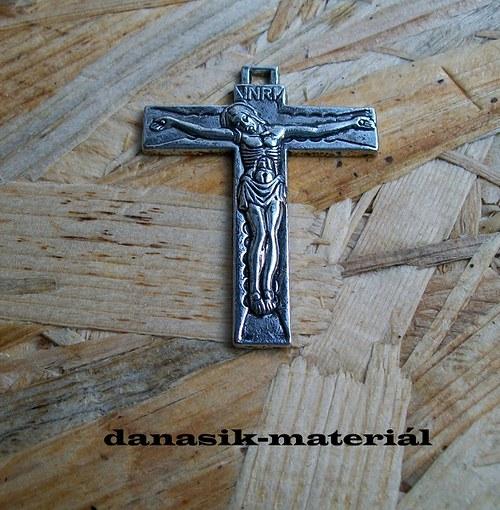 TIBETSKÝ KŘÍŽ S KRISTEM