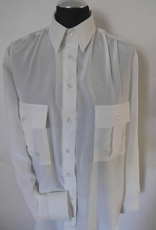 Hedvábná košile
