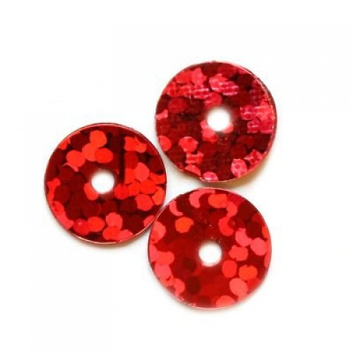 4700900/Flitry červené malé, 3 g