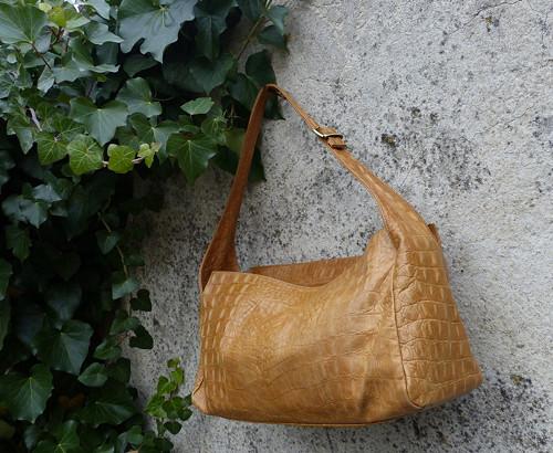 Kožená kabelka Elega