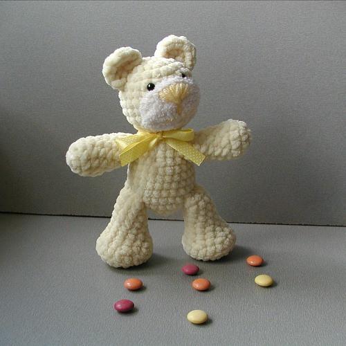 Medvědička Vanilka
