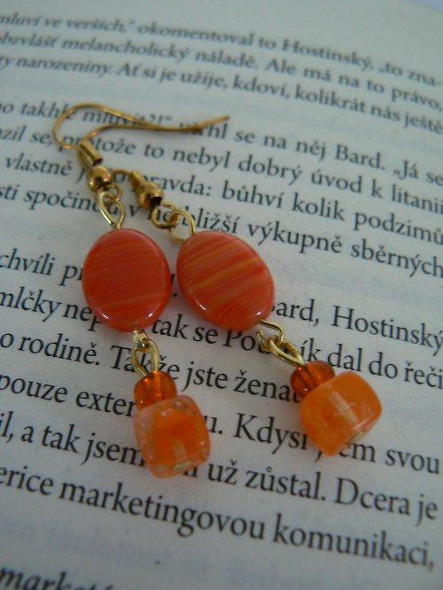 Oranžová placička