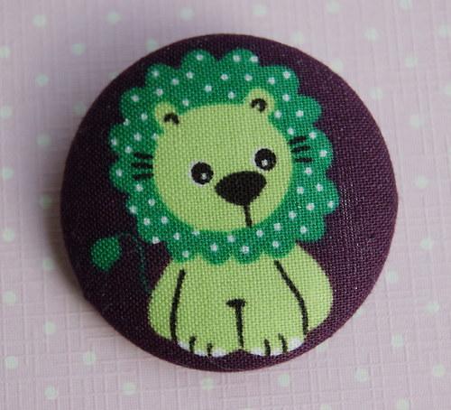Zelený lvíček