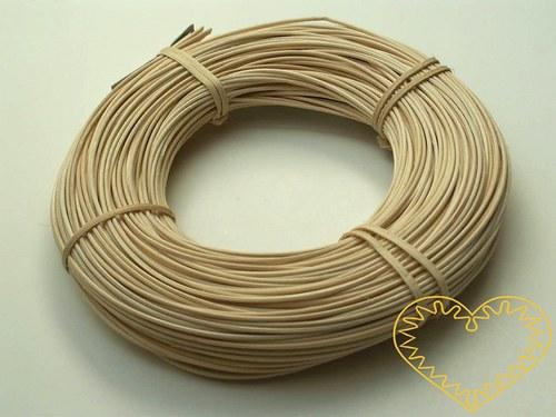 Pedig - přírodní - ø 1,5 mm - balení 100 g