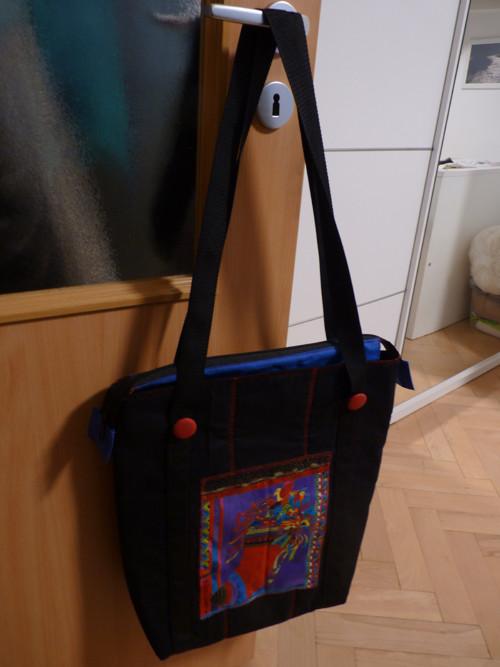 Luxusní nákupní taška