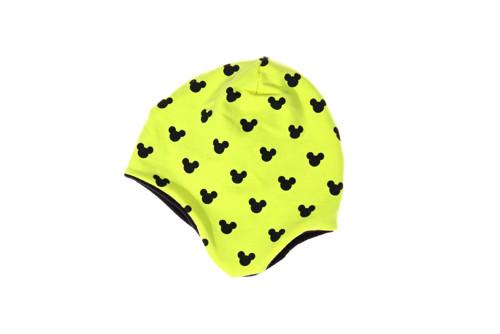 Dětská čepice Mickey Neon