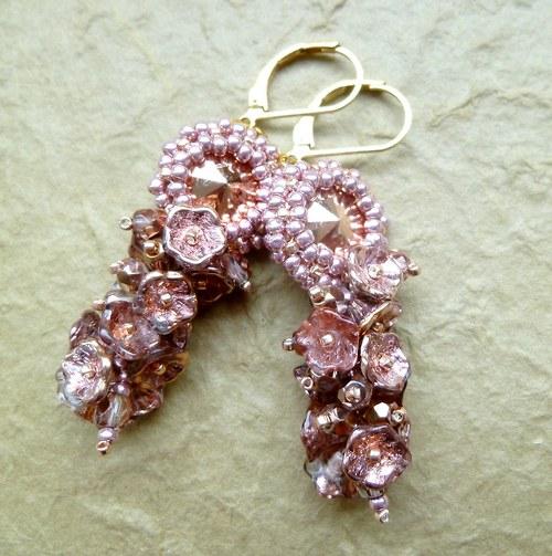 Růžové hrozny - Pro LESAN!!!