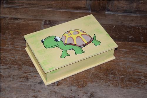 Malovaná želva