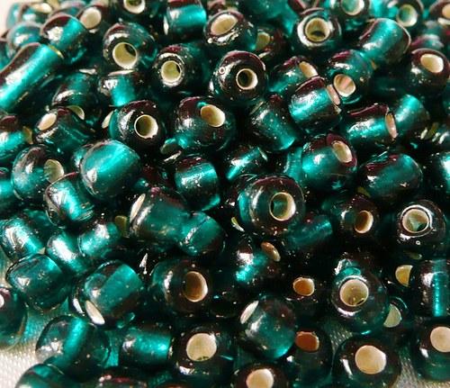 Rocail / Rokajl / Rokail - 4 mm - 30 g - tm. tyrky