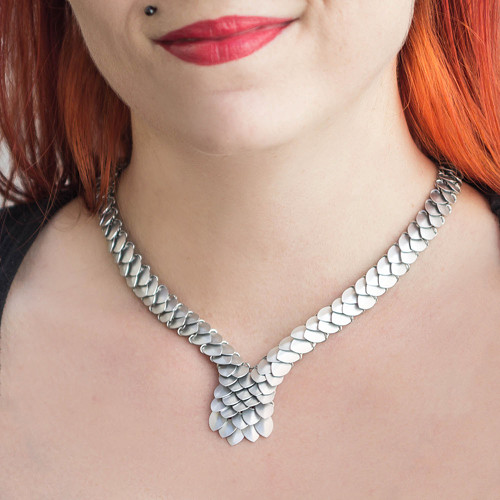 Pholidota - náhrdelník