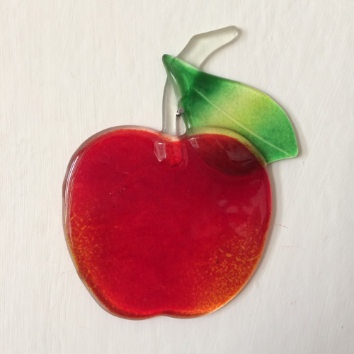 Skleněné jablko 2