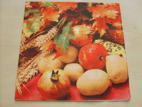 Ubrousek - granátová jablka