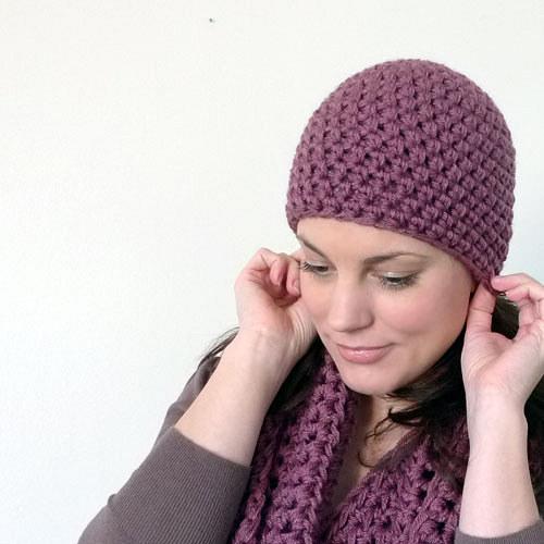 Čepice Color - různé barvy
