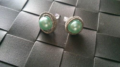 SPIRAL CIRCLE light green