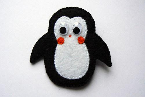 Brož - tučňáček