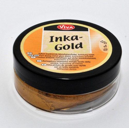 Inka - Gold / staré zlato