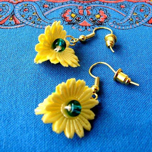 Náušnice květinky.....6