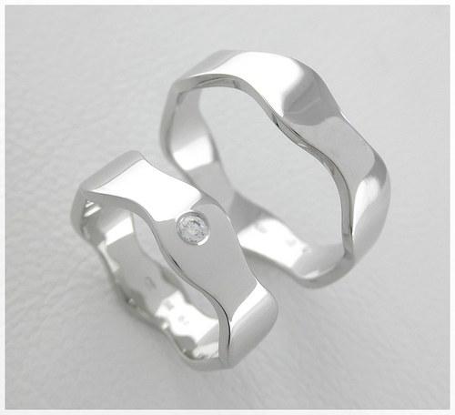 Snubní prsteny č. 50