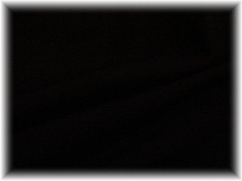 bavlněná látka-černá jednobarevná