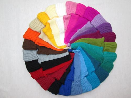 Dětský nákrčník - 25 nádherných barev