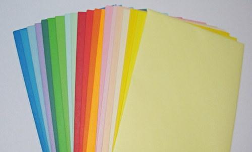 barevná obálka