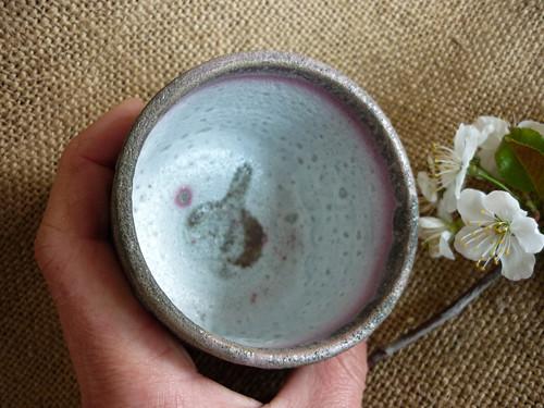 ..čajový kalíšek..pro náročné..