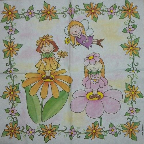 Květinové víly