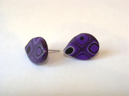 Pecky fialové kapky
