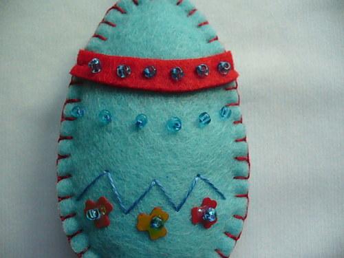Modročervené vejce