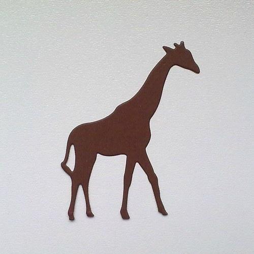 Výsek - Žirafa
