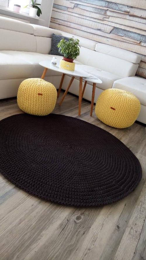 Maxi Chocolate koberec