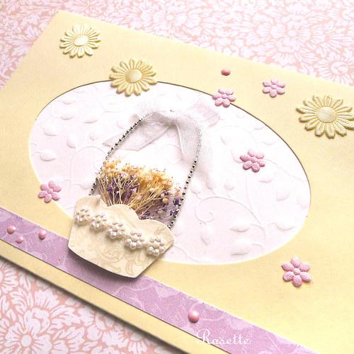 Květiny z lásky ... -  přání