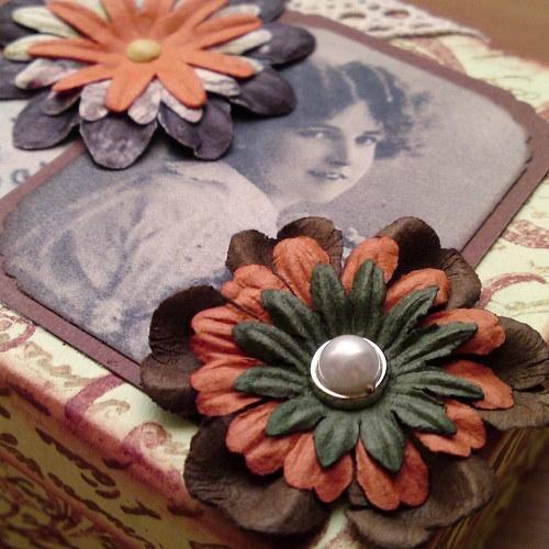 Vintage krabička V.