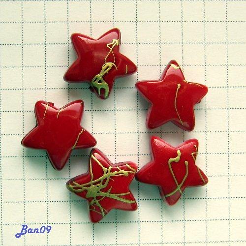 Hvězdy zlatočervené