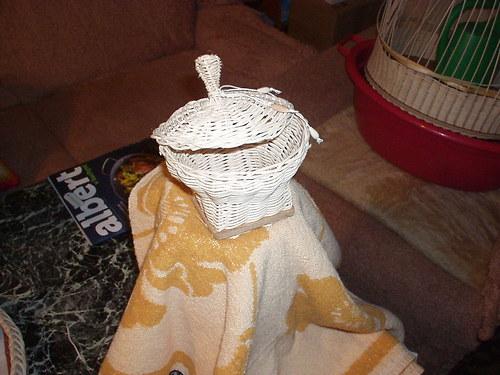 pagodka s víčkem-hranatá