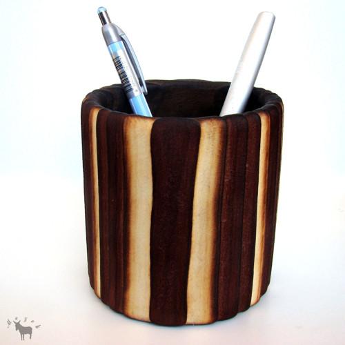 Dřevěný tužkovník