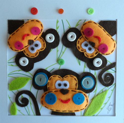 Zvědavé opičky :-)