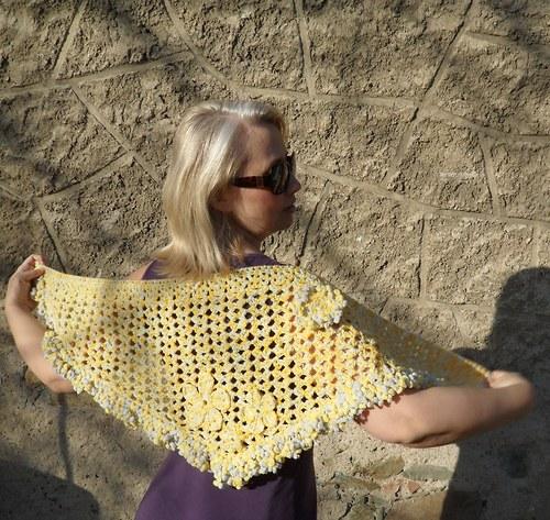 Sluneční šátek