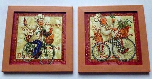 Kuchaři na kole