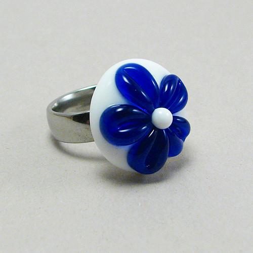Vinutka Bloom tmavě modrá