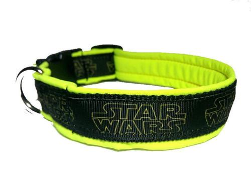 Obojek Star Wars softshell (max. délka 45 cm)