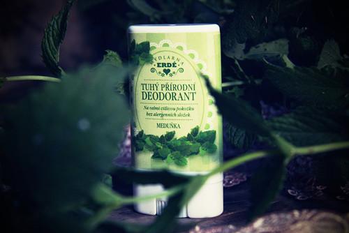 MEDUŇKA - přírodní deodorant