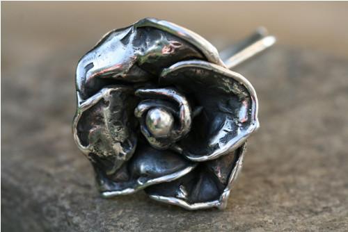 Prsten Zrození z květiny