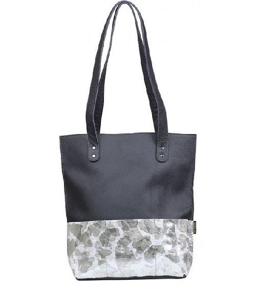 Kožená taška MARGARET