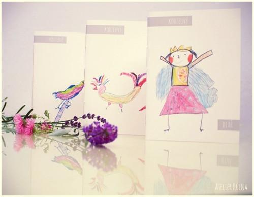 Kouzelný diář pro děti * Radosti malé víly*
