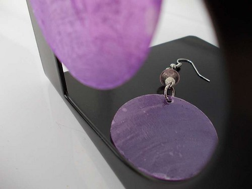 Perleťoplacičkové fialové