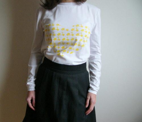 Vespa tričko