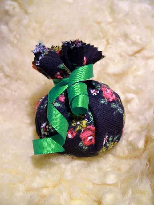 bylinkový pytlíček - meduňka